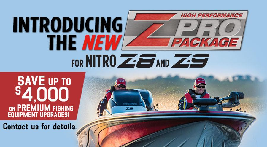 NITRO Z-PRO Performance Packages